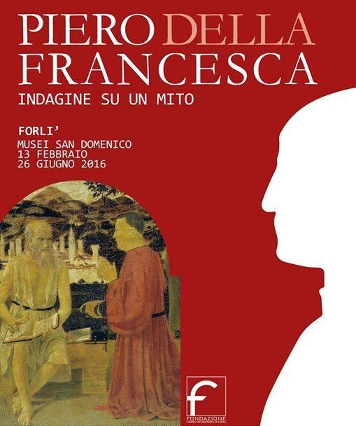 Piero della Francesca a Forlì.Non c'è due senza tre!