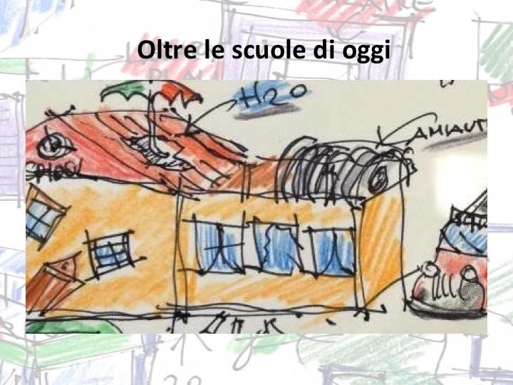 Costruire scuole tra Pesaro e  Montelabbate.Perseverare…