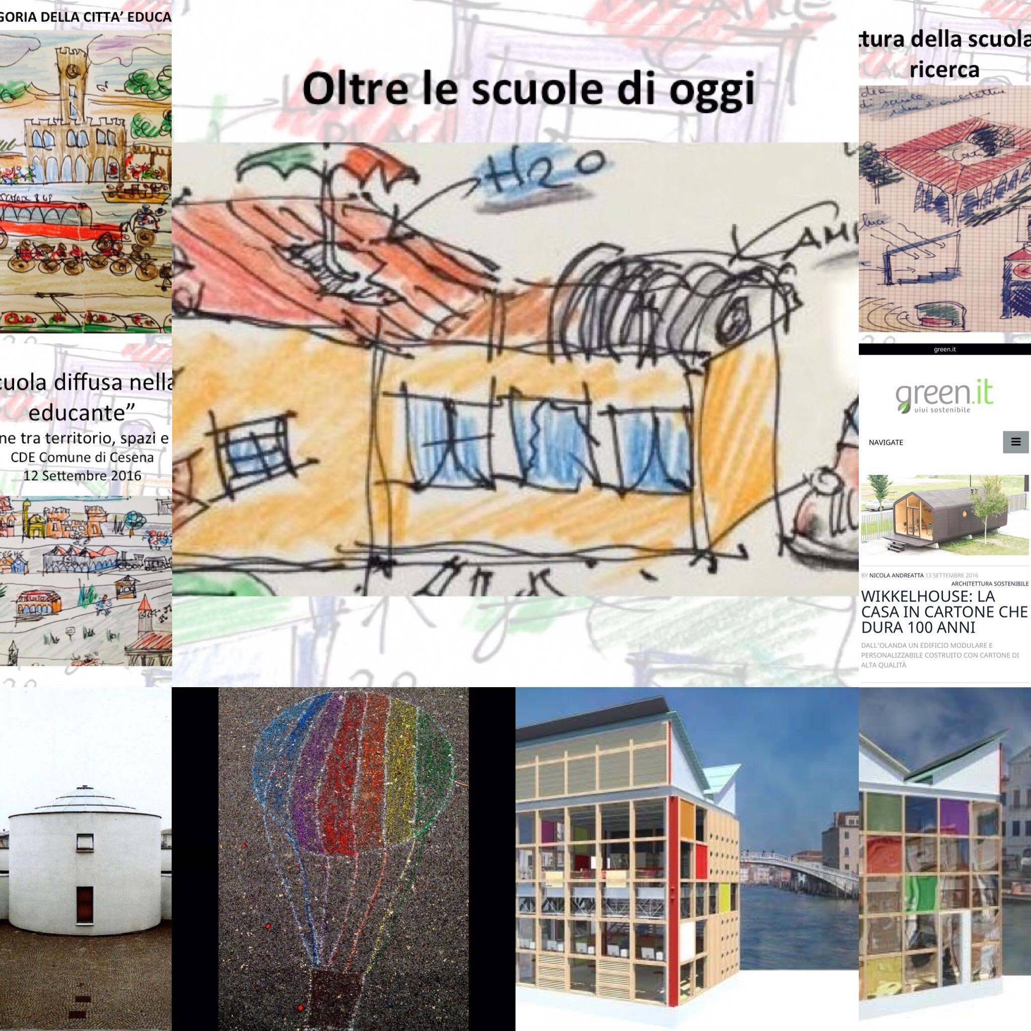 Una architettura dell'educazione.