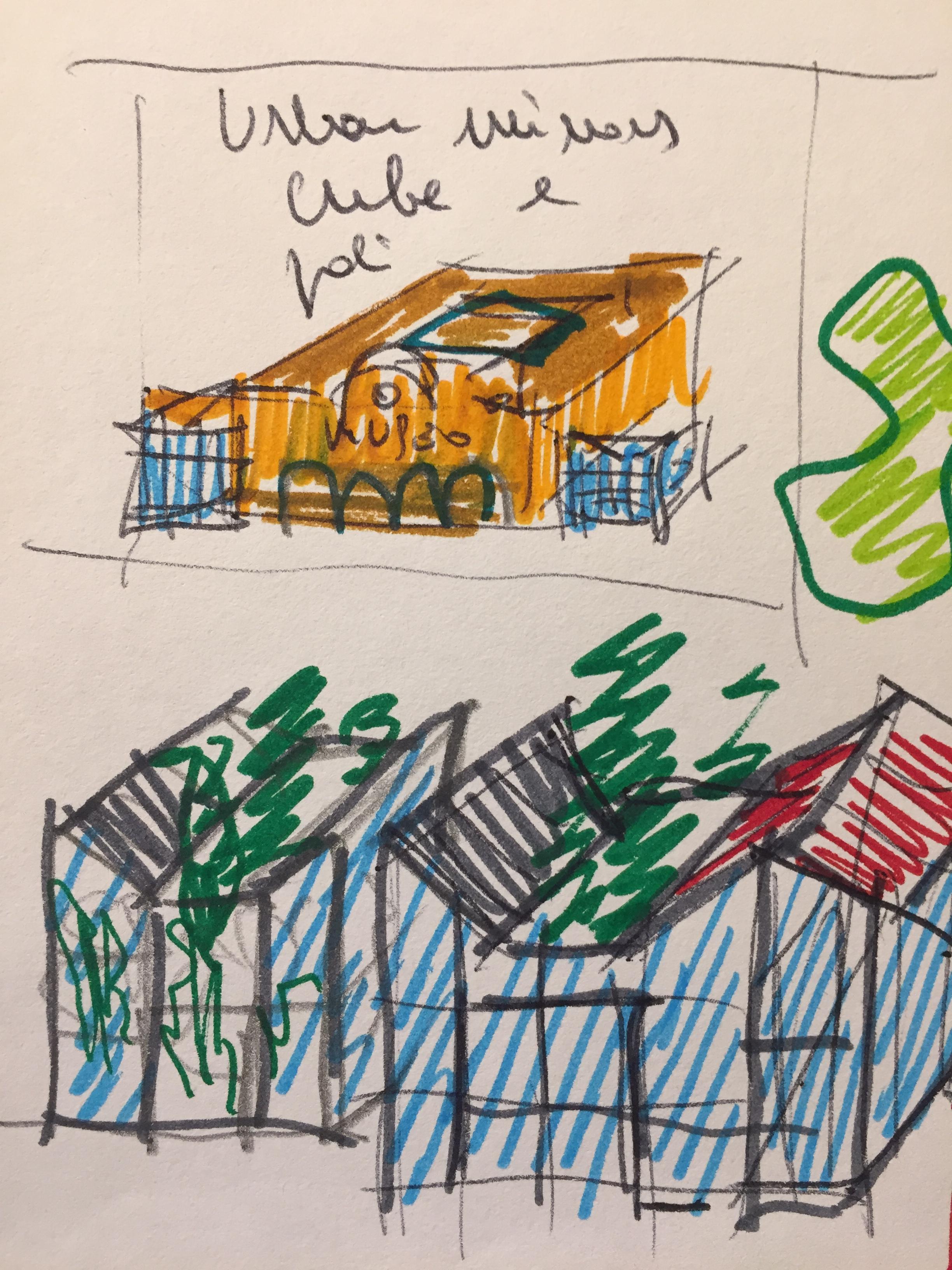 Dall'edilizia scolastica ai portali ed ai luoghi urbani dell'educazione